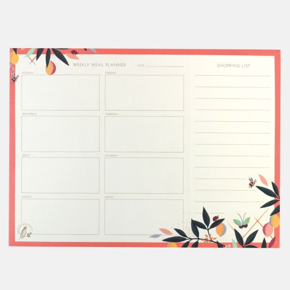 Orchard Meal Planner