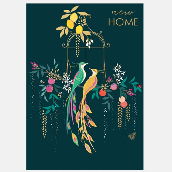 Orchard New Home Card