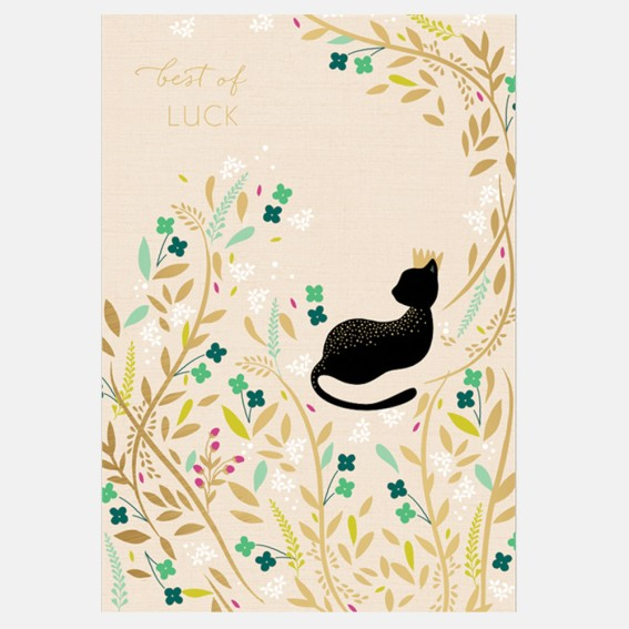 Cards, greeting cards, gift, luxury greeting card, god luck card, best of luck, cards for look, wishing luck,